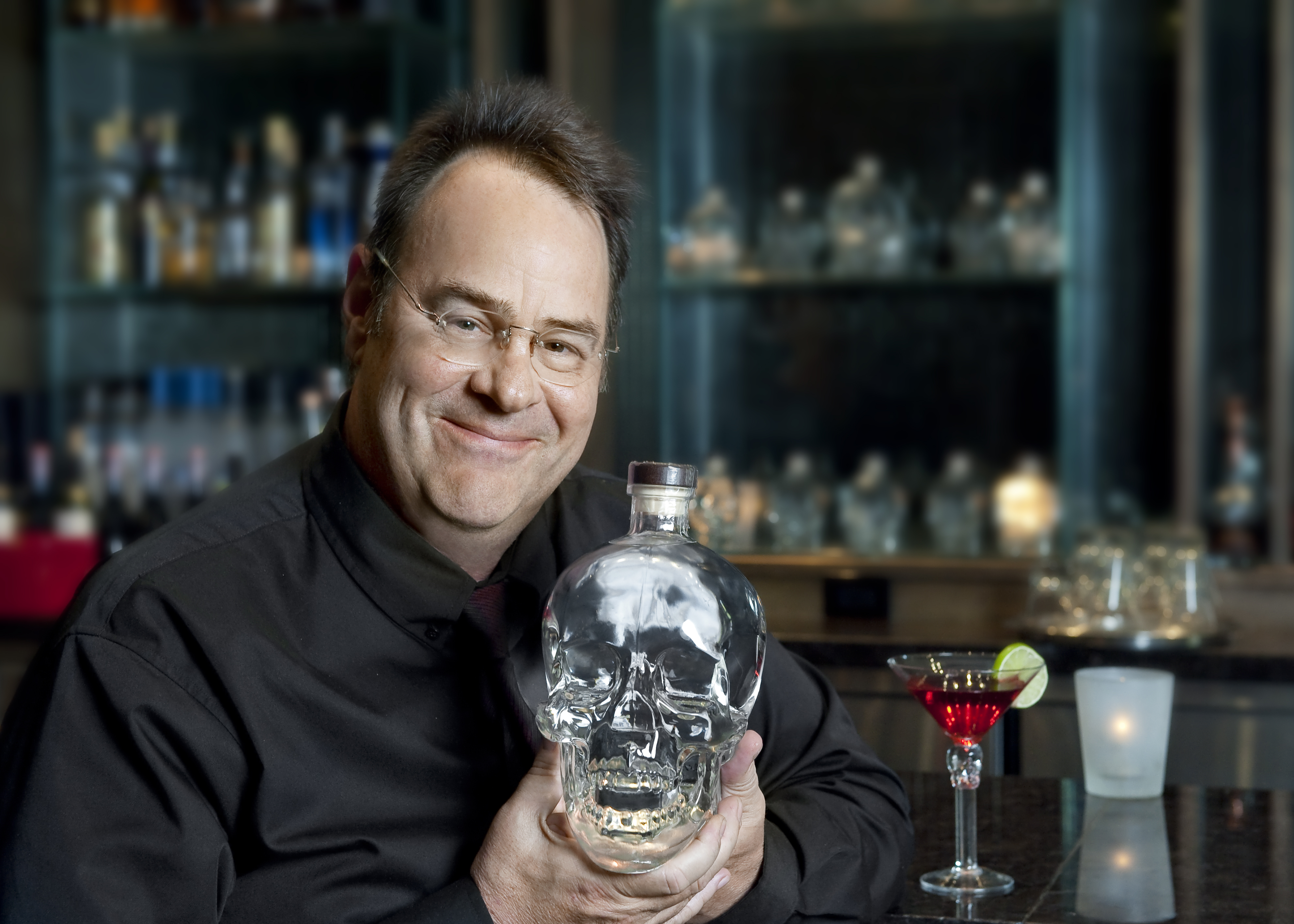Dan aykroyd talks vodka with total wine more total for Da n
