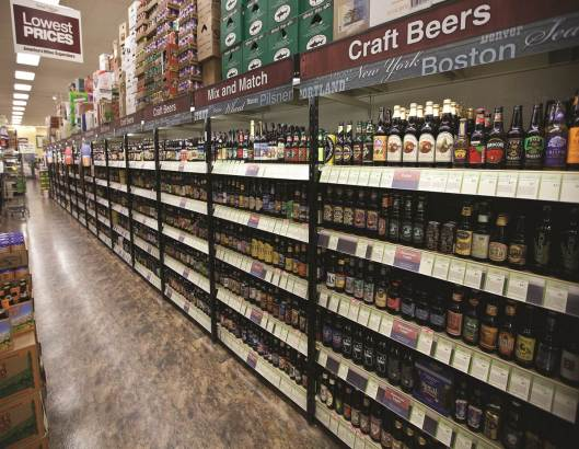 Craft Beer By Style Singles Aisle