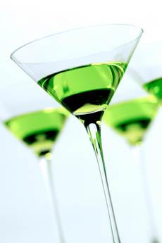 green_martini