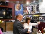 Total Wine Kendall Grand Opening Store Manager Ty with Asst Mgr Janell (640x480)