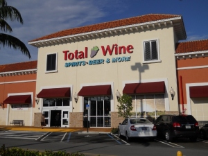 Total Wine Kendall Store Front (640x480)