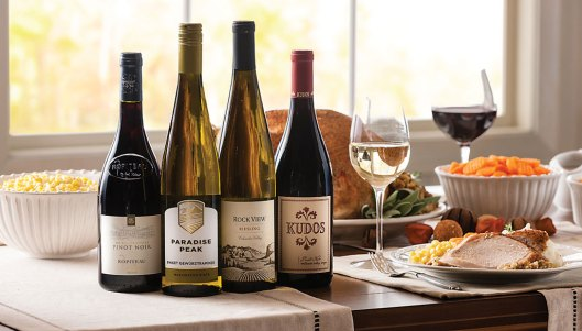 More favorite red and white wine for thanksgiving plus recipe total wine more - Delicious quince recipes autumns flavors on your table ...