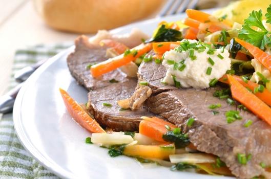 Tafelspitz, Austrian boiled beef