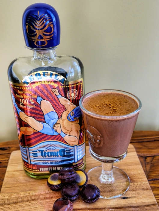 Tecnico Azteco cocktail