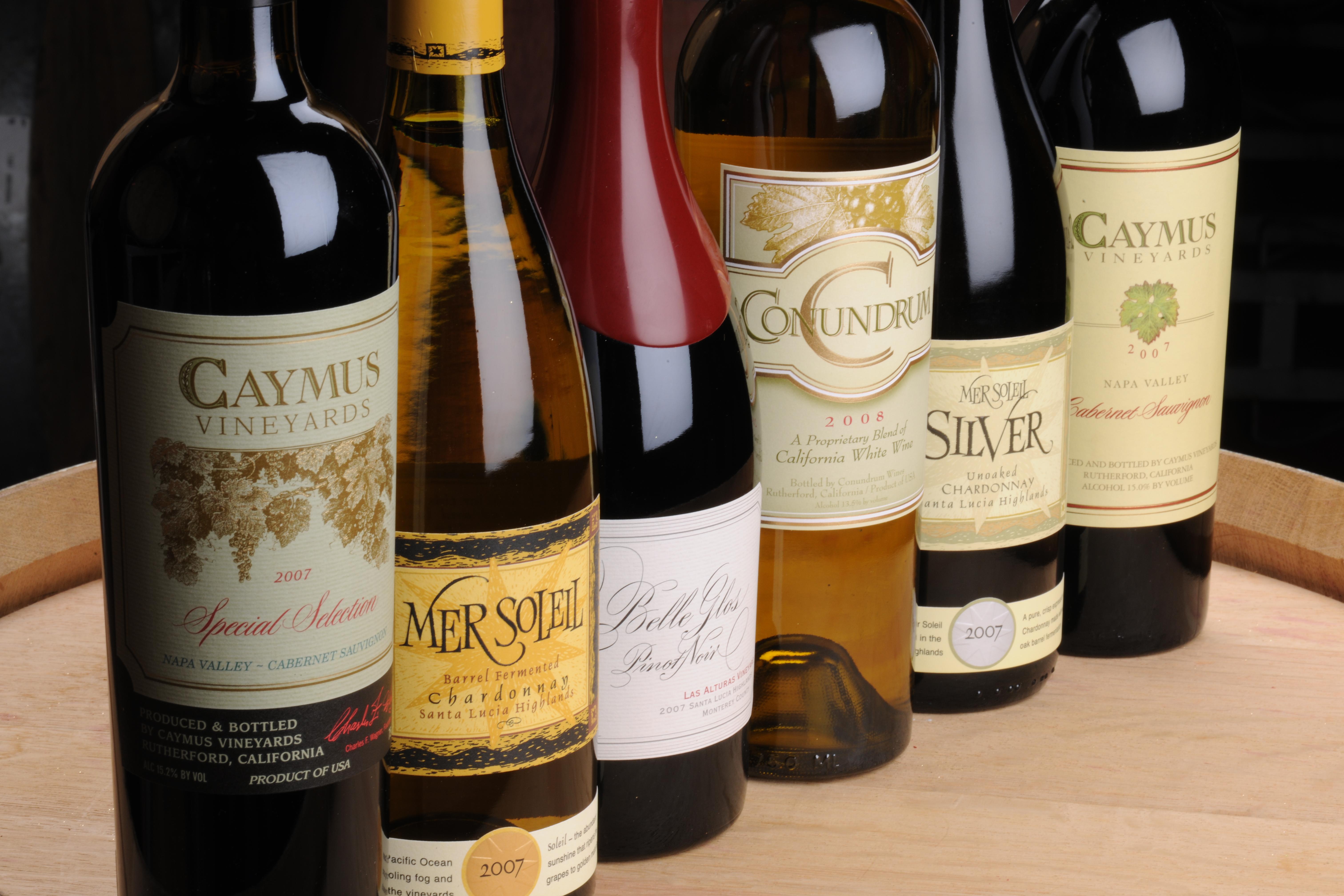 U Haul Self Storage Caymus Wines