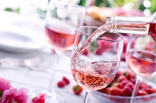 Fantastic French rosé