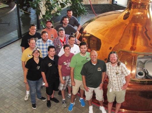 Total Wine & More Beer Camp Team