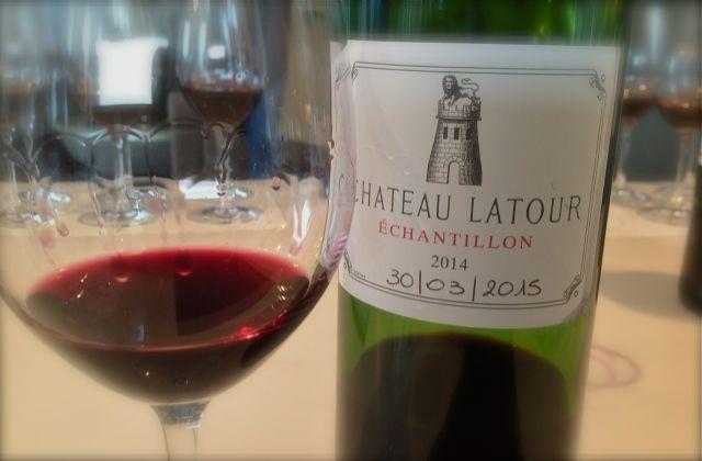Chateau Latour 2014 2