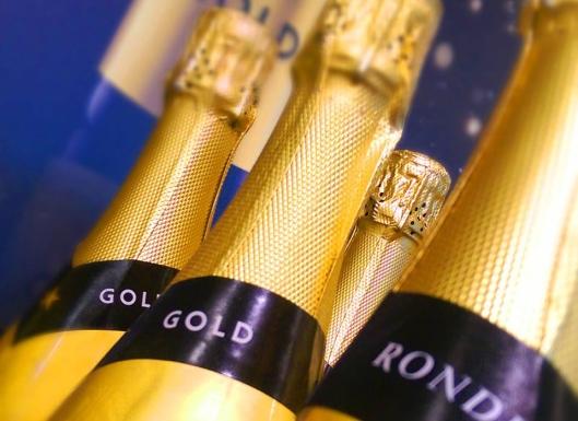 Champagne - Rondel GOLD - blog post